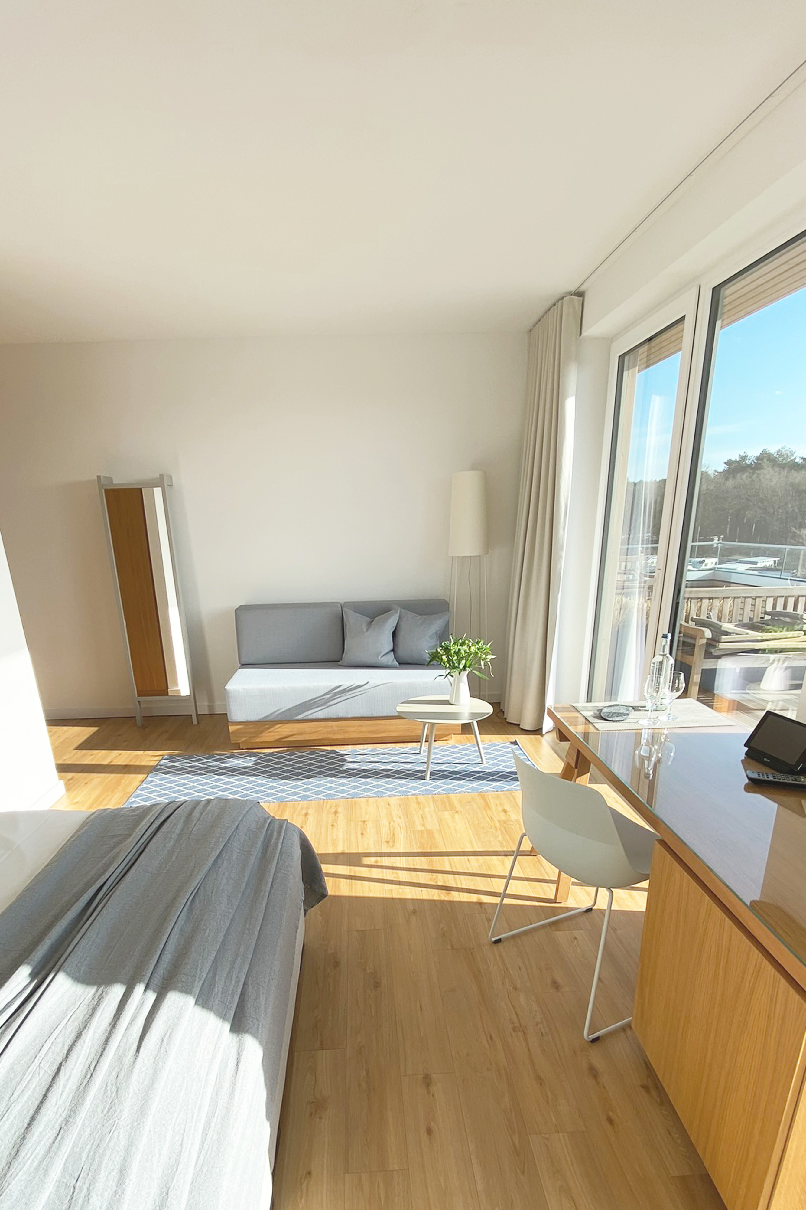 Strandhus Hotel Cuxhaven Premium Seeseite